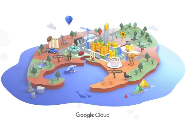 Google Cloud opens a data centre in Melbourne