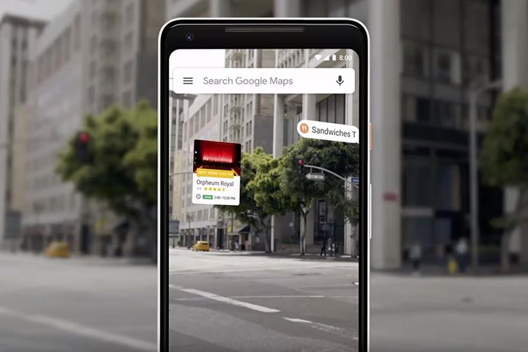 How Google is integrating augmented reality into Maps